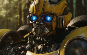 Preview wallpaper  <b>Movie</b>, Bumblebee, Transformers