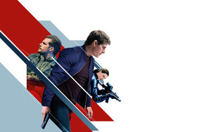 Смотреть обои Movie, Mission Impossible - Fallout, Poster