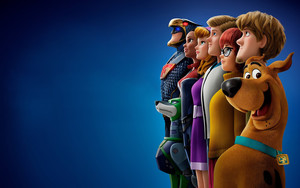 Preview wallpaper Movie, Scoob!, Scooby-Doo