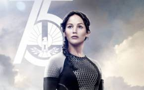 Смотреть обои The Hunger Games Catching Fire: Katniss Everdeen