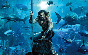 Preview wallpaper of Aquaman, Jason Momoa, Poster