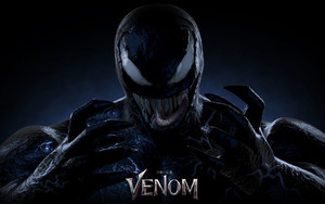 Preview wallpaper  <b>Movie</b>, Venom, Art, Marvel