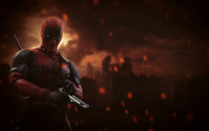 Смотреть обои DeadPool 2, Marvel, Comics, Superhero