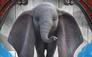 Preview wallpaper of Dumbo, 2019, Movie, Poster