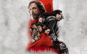 Смотреть обои Star Wars: The Last Jedi, Actors, Poster