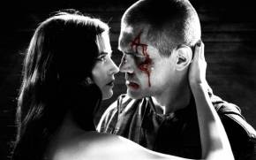Смотреть обои Sin City 2, Eva Green, Josh Brolin