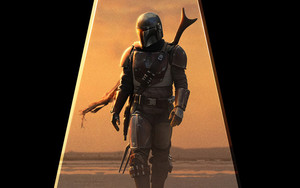 Preview wallpaper The Mandalorian