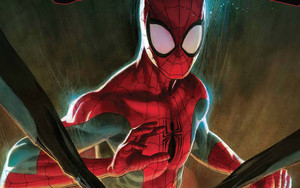 Preview wallpaper of Marvel, Comics, Spider-Man