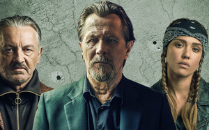 Preview wallpaper of Killers Anonymous, Gary Oldman, Jessica Alba