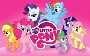 Смотреть обои My Little Pony, MLP, Friend is Magic
