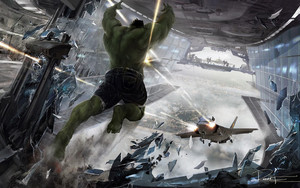 Preview wallpaper  <b>Movie</b>, Marvel, The Avengers, Hulk