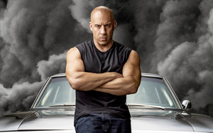 Preview wallpaper of Dominic Toretto, Fast & Furious 9, Vin Diesel