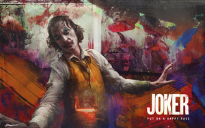 Preview wallpaper Movie, Joaquin Phoenix, Joker