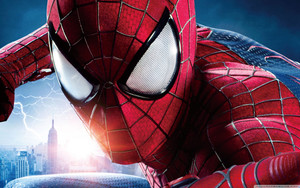 Preview wallpaper Spiderman, Marvel, Hero