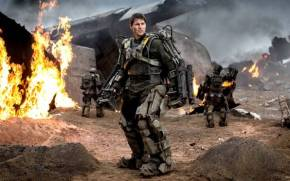 Смотреть обои Edge of Tomorrow, Tom Cruise