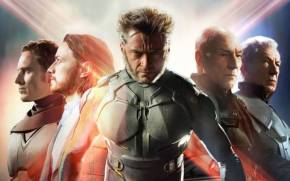 Смотреть обои X-Men Days: of Future Past,