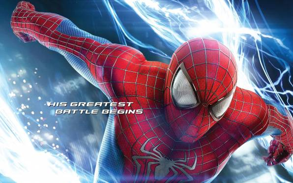 Обои The Amazing Spider Man 2, Andrew Garfield
