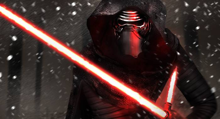 Обои Kylo Ren, Star Wars