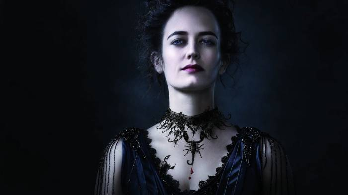 HD Обои Eva Green, Penny Dreadful, образ