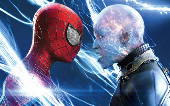 HD Обои The Amazing Spider Man 2, Electro, Max Dillon