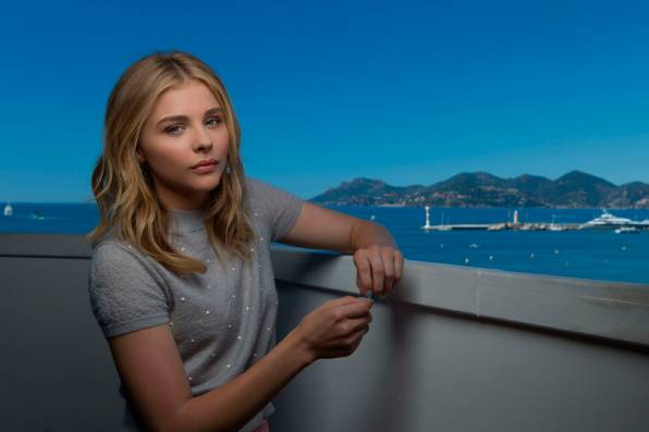 Обои Chloe Moretz, Зильс-Мария, Clouds of Sils Maria
