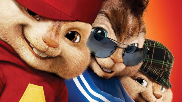 Обои элвин и бурундуки / alvin and the chipmunks
