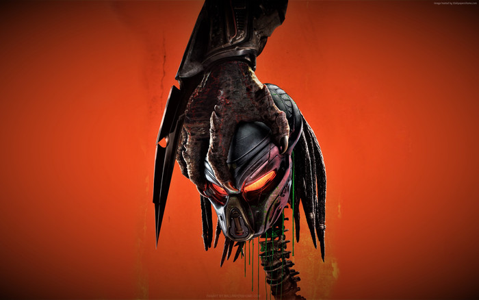 HD Wallpaper of The Predator 2018, Artwork, Poster