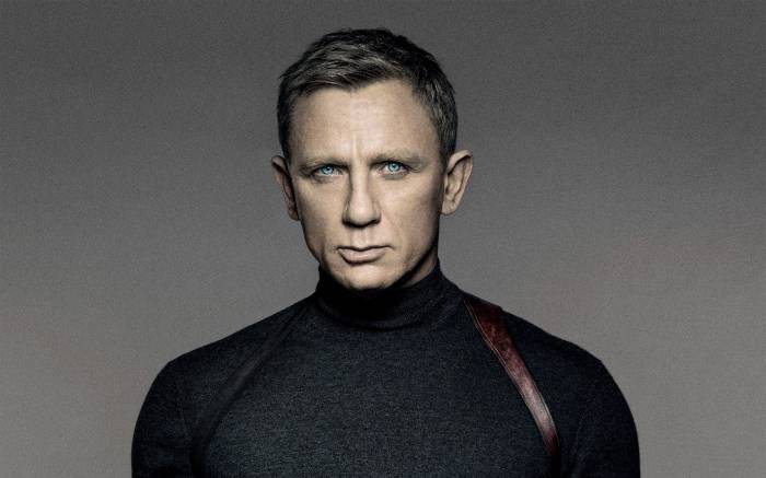 Обои James Bond 007: Spectre, Daniel Craig