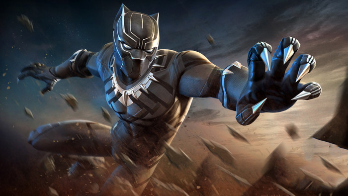 HD Wallpaper of Black Panther, Comics, Marvel, Film