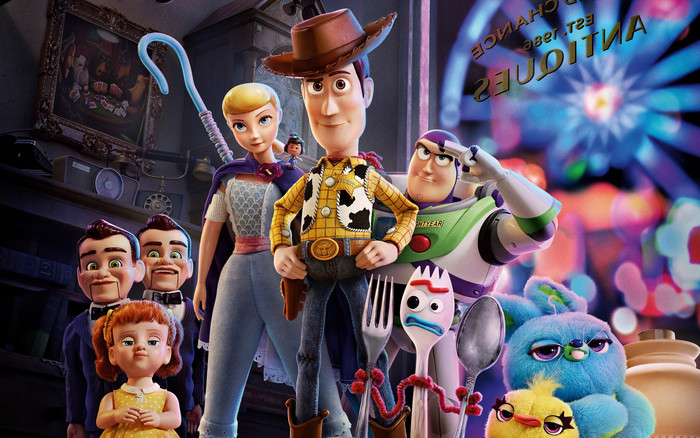 Wallpaper of Movie, Toy Story 4, Posters background & HD image