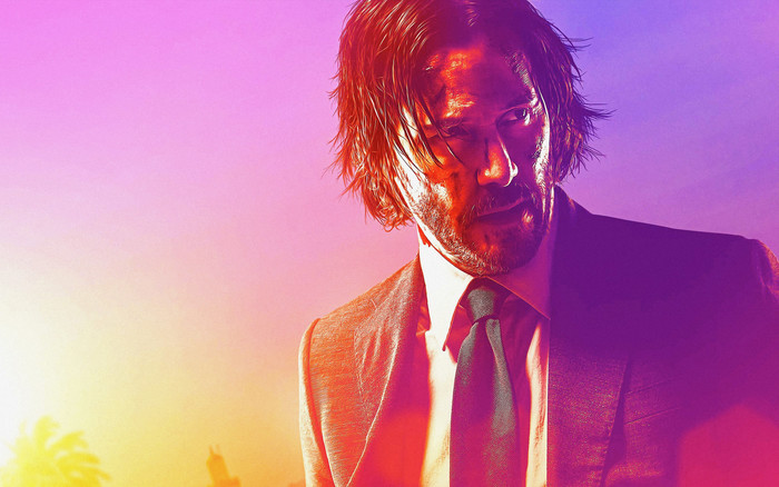 Wallpaper of Movie, John Wick 3, Parabellum, Poster background & HD image