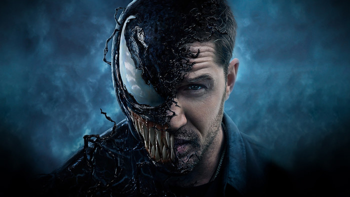 HD Wallpaper of Tom Hardy, Venom, Marvel