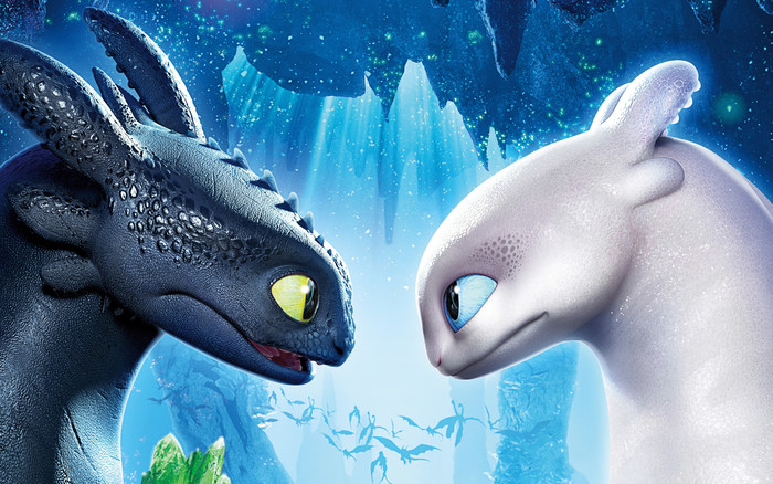 HD Wallpaper How to Train Your Dragon: The Hidden, Night Fury