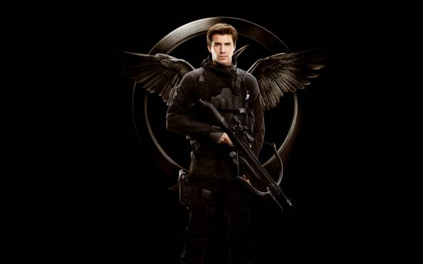 HD Wallpaper Liam Hemsworth, Gale Hawthorne, Голодные игры