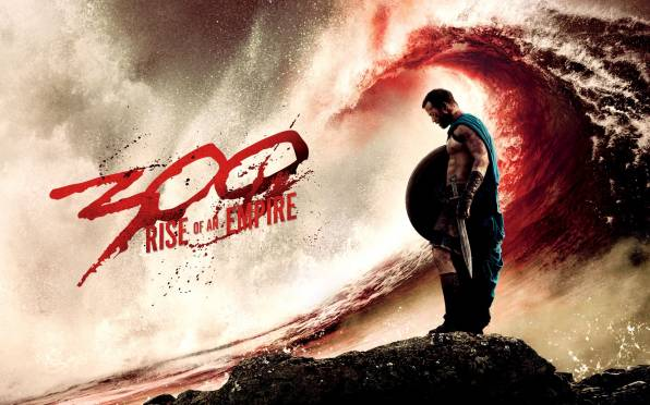 Обои 300, Rise Of An Empire, 300 спартанцев