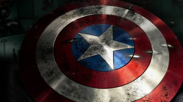 HD Wallpaper Капитан Америка, Captain America, щит