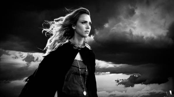 Обои Sin City:A Dame to Kill For, Jessica Alba