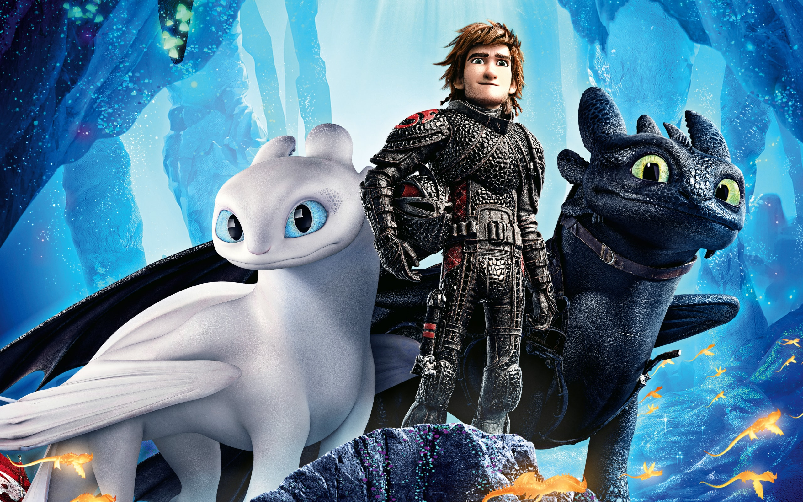 How To Train Your Dragon The Hidden World Wallpaper