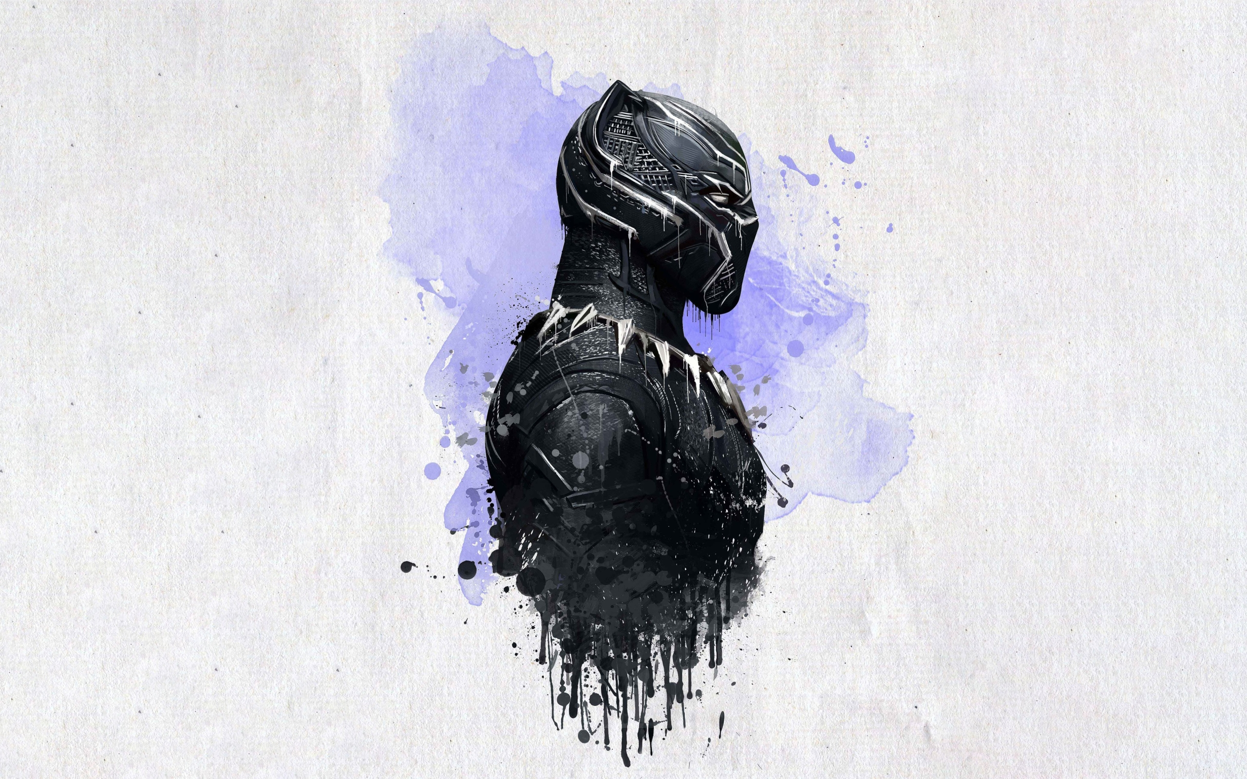 Wallpaper Of Avengers Infinity War Black Panther Marvel