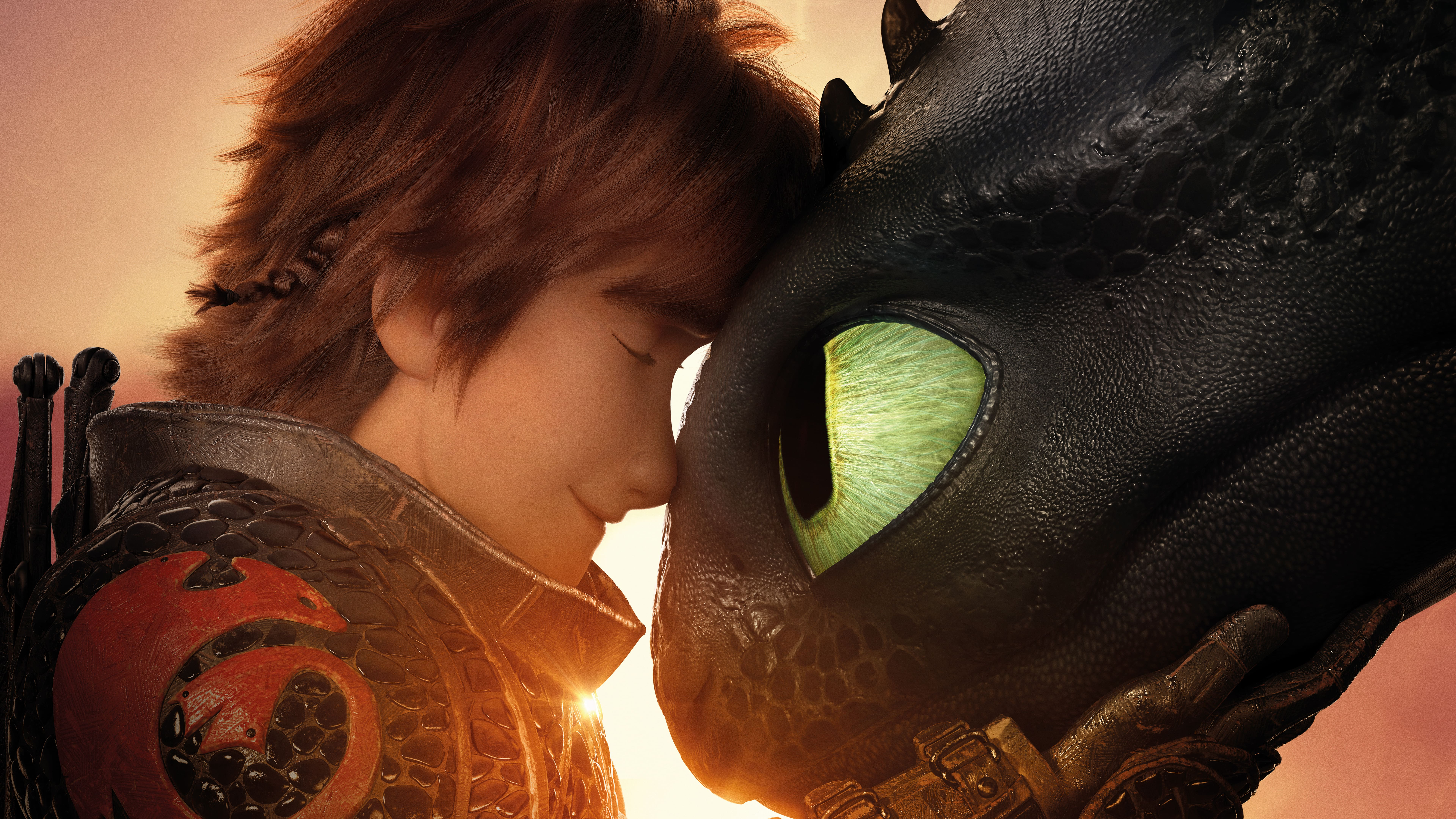 Wallpaper of hiccup toothless how to train your dragon - Toothless wallpaper ...