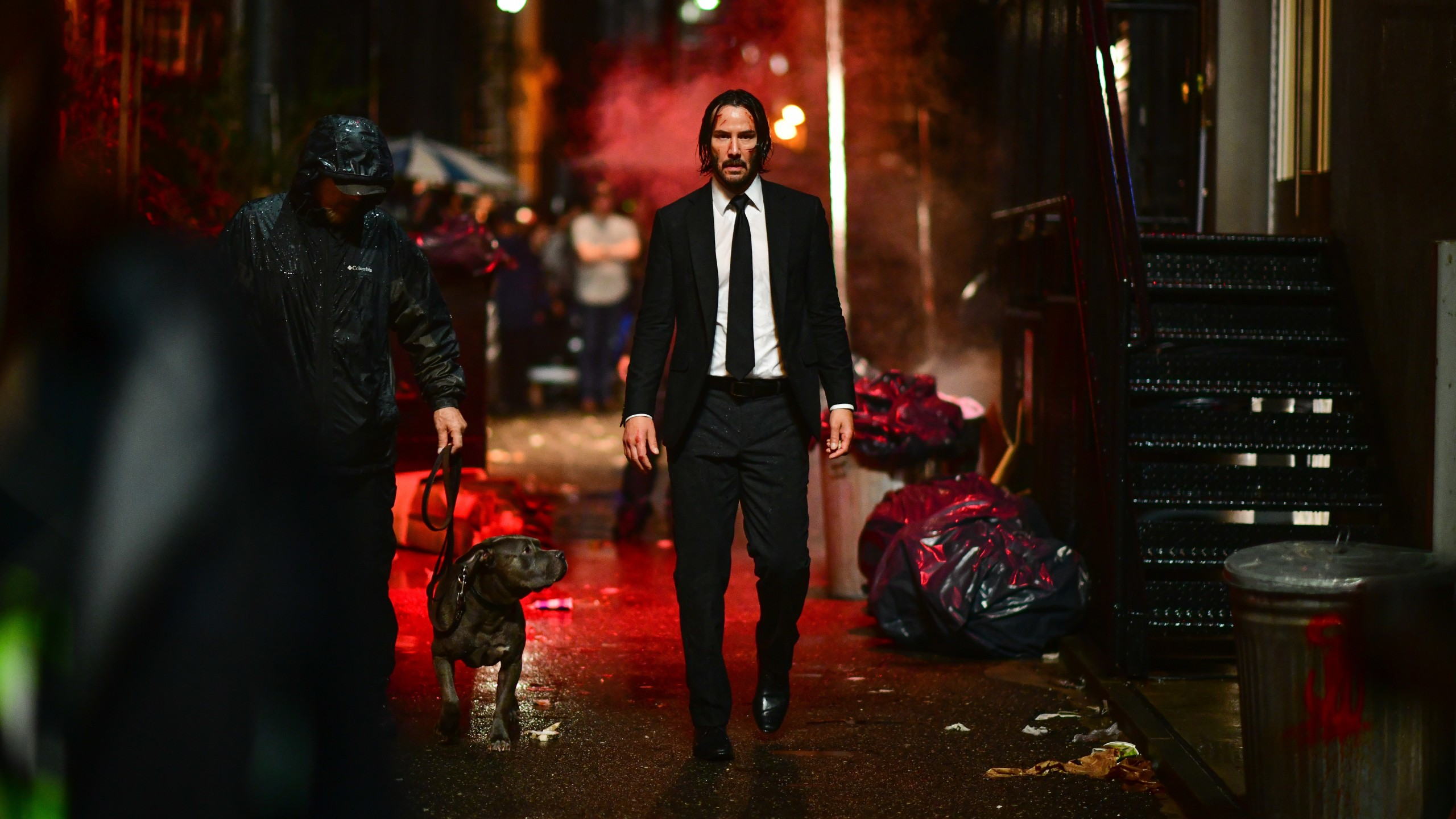 Wallpaper Movie John Wick 3 Parabellum Keanu Reeves Desktop