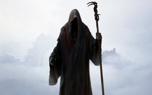 Preview wallpaper Grim Reaper, Fantasy, Dead