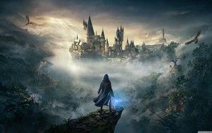 Preview wallpaper of hogwarts, fantasy, movie