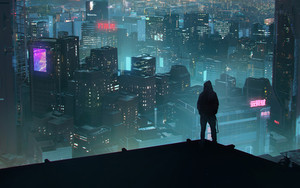 Preview wallpaper of Sci Fi, City, Future