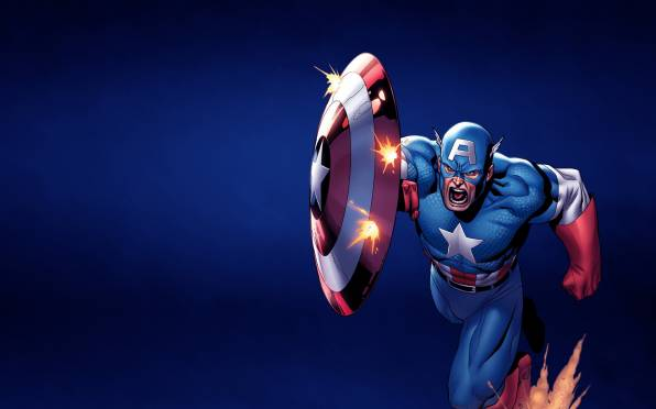 Wallpaper of Капитан Америка, Captain America, Marvel Comics background & HD image