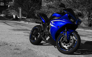 Preview wallpaper of YAMAHA YZF-R1, Motorcycle, Sportbike