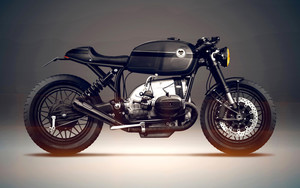 Preview wallpaper of BMW, BMW R80, Motorcycle, Vehicle