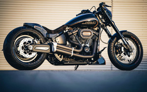 Preview wallpaper Custom Motorcycle, Harley-Davidson, Thunderbike