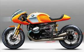 Preview wallpaper of BMW NINETY CONCEPT