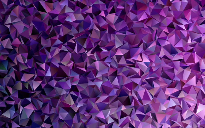 Wallpaper of Artistic, Geometry, Gradient, Purple, Triangle background & HD image